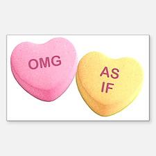 Unique Hilarious valentine Decal