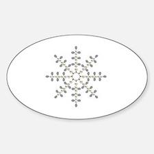 winter snowflake Decal