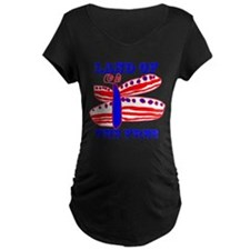 Land of the Free Butterfly T-Shirt