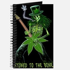 STONED TO THE BONE Journal