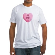 69 ME Candy Heart T-Shirt