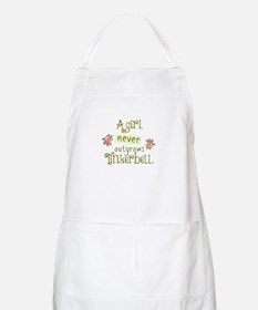 a girl never outgrows Tinkerbell Apron