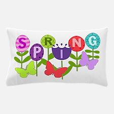 Spring Eggs Pillow Case