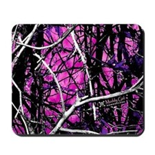 Muddy Girl Mousepad