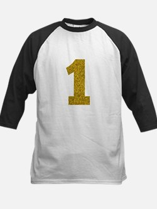 Number 1 Baseball Jersey