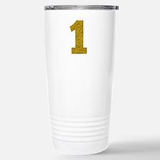 Number 1 Travel Mug