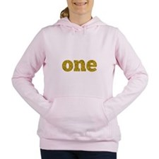 ONE Women's Hooded Sweatshirt