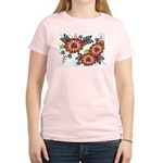 Petrykivka Flowers I Women's Light T-Shirt