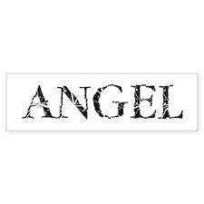 Broken Angel Bumper Bumper Sticker