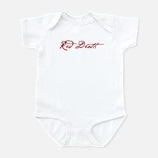 Red Death Infant Bodysuit
