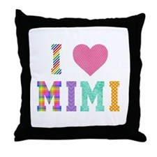 Mimi Throw Pillow