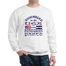 USA/Honduran Parts Sweatshirt