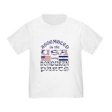 USA/Honduran Parts Infant T-Shirt