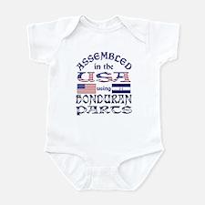 USA/Honduran Parts Infant Creeper