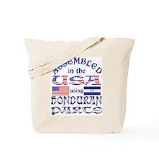 USA/Honduran Parts Tote Bag