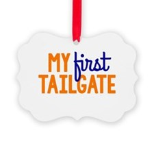 My First Tailgate Ornament