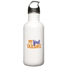 My First Tailgate Water Bottle