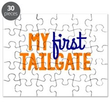 My First Tailgate Puzzle