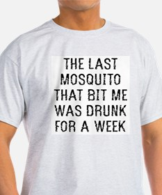 The Last Mosquito T-Shirt