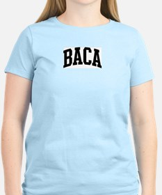 BACA (curve-black) T-Shirt