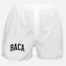 BACA (curve-black) Boxer Shorts