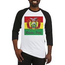 Bolivian Pride Baseball Jersey