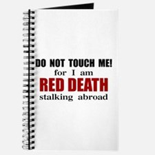 Red Death Stalking Abroad Journal