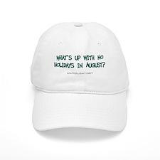 No August Holidays 02 Baseball Cap