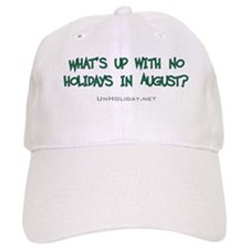 No August Holidays 02 Cap