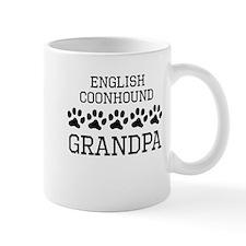 English Coonhound Grandpa Mugs