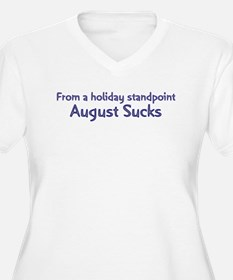 No August Holidays 03 T-Shirt