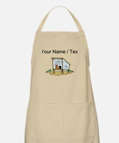 Custom Chicken Coop Apron