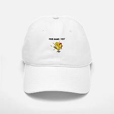 Custom Angry Chicken Baseball Cap