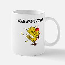 Custom Angry Chicken Mugs