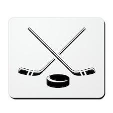 Hockey Sticks Mousepad