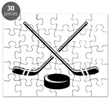 Hockey Sticks Puzzle