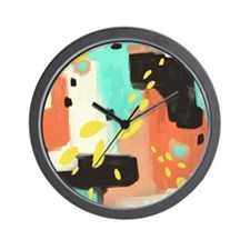 118451660 Wait For More Wall Clock