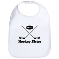 Hockey Sister Bib