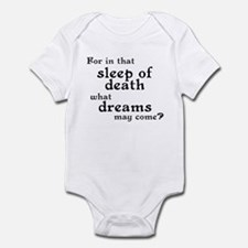 What Dreams May Come? Infant Bodysuit