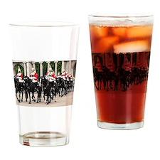 Royal Household Cavalry, London, En Drinking Glass