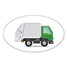 Garbage Truck Decal