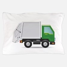Garbage Truck Pillow Case