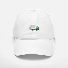 Garbage Truck Baseball Baseball Cap
