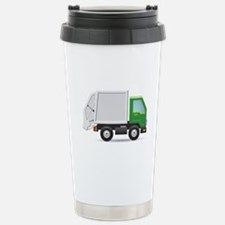 Garbage Truck Travel Mug