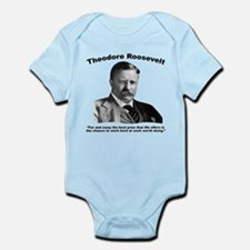 TRoosevelt: Work Infant Bodysuit