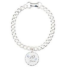 10th Wedding Anniversary Bracelet
