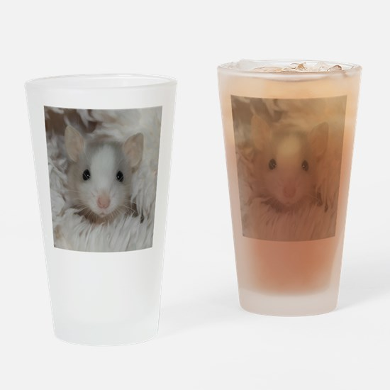 Unique Rat Drinking Glass