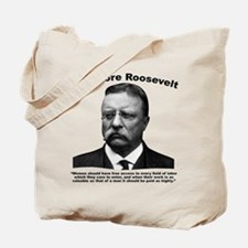 TRoosevelt: Women Tote Bag