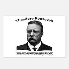 TRoosevelt: Women Postcards (Package of 8)