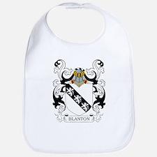 Blanton Coat of Arms Bib